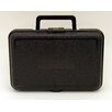 Platt Blow Molded Case in Black: 7 x 10.5 x 3