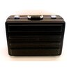 Platt Heavy-Duty Polyethylene Case in Black: 13.75 x 19.63 x 7