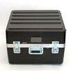 Platt Heavy-Duty ATA Case with Wheels and Telescoping Handle in Black: 24.5 x 26.5 x 18.75