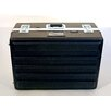 Platt Heavy-Duty ATA Case with Wheels and Telescoping Handle in Black: 21.5 x 28.5 x 13.25