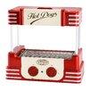 Nostalgia Electrics Retro Hot Dog Roller