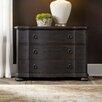 Hooker Furniture Corsica 3 Drawer Bachelor's Chest