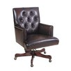 Hooker Furniture Leather Conference Chair