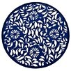 Denby Malmo and Malmo Bloom Round Felt Placemat