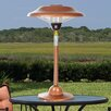 Fire Sense Tabletop Electric Patio Heater