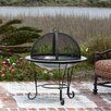 Fire Sense Stainless Steel Fire Pit