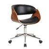 Creative Images International Mid-Back Office Chair