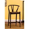 """AC Pacific Manchester 29"""" Bar Stool with Cushion"""