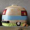 Creative Co-Op Gallery Camper Cookie Jar