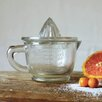 Creative Co-Op Pressed Glass Juicer