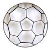 Firefly Home Collection Soccer Ball Wall Decor