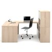 Bestar I3 1 Piece U-Shaped Desk Office Suite