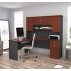 Bestar Manhattan Executive Desk