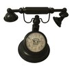 Creative Motion Telephone Table Clock