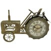 Creative Motion Tractor Table Clock