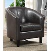 Simpli Home Austin Tub Arm Chair