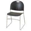 KFI Seating Compact Armless Stacking Chair
