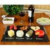 Picnic At Ascot Sardo Plus Rectangle Slate Cheese Tray