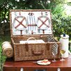 Picnic At Ascot Dorset Basket for Four with Blanket in London