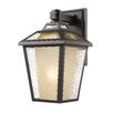 Z-Lite Memphis 1 Light Wall Lantern