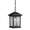 Z-Lite Portland 1 Light Outdoor Hanging Lantern