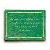Artehouse LLC The Wonder of the Holidays Wooden Textual Art
