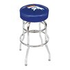 "Imperial NFL 30"" Swivel Bar Stool with Cushion"