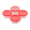 Pyrex Storage Dish with Lid (Set of 4)