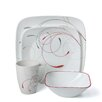 Corelle Splendor 16 Piece Dinnerware Set