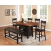 Williams Import Co. Owingsville 6 Piece Dining Set