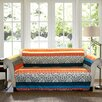 Special Edition by Lush Decor Boho Stripe Sofa Furniture Protector