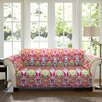 Special Edition by Lush Decor Jaipur Ikat Loveseat Furniture Protector