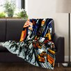 Special Edition by Lush Decor NYC Flannel Throw Blanket