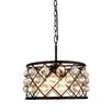 Elegant Lighting Madison 4 Light Pendant Light