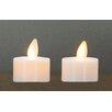 Boston Warehouse Trading Corp 2 Piece Mystique Flameless Candle Set (Set of 2)