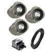 Paradise Garden Lighting Spot Light Kit (Pack of 3)