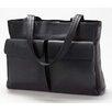 Clava Leather Vachetta Two Pocket Tote Bag