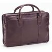Clava Leather Colored Vachetta Classic Top Handle Leather Laptop Briefcase