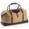 "Clava Leather Canvas 21"" Travel Duffel"