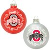 Topperscot NCAA Home and Away Ornament (Set of 2)