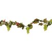 Vickerman Co. Tuscan Winery Grape Cluster Artificial Christmas Garland with Lights