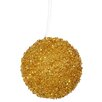 Vickerman Co. Glitter Drenched Christmas Ball Ornament (Set of 3)