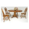 GS Furniture Edgewood Extendable Dining Table