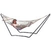 Texsport High Island Rope Hammock with Stand Combo