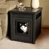New Age Pet Habitat N Home ecoFLEX Litter Loo End Table