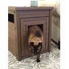 New Age Pet Habitat N Home ecoFLEX Litter Loo End Table