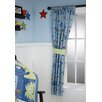 Little Bedding by NoJo Monster Babies Single Curtain Panel