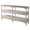 Gail's Accents Cottage Stacked Console Table