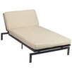 Mozaic Company Alexa Chaise Lounge with Cushion