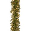 National Tree Co. Dunhill Fir Pre-Lit Garland